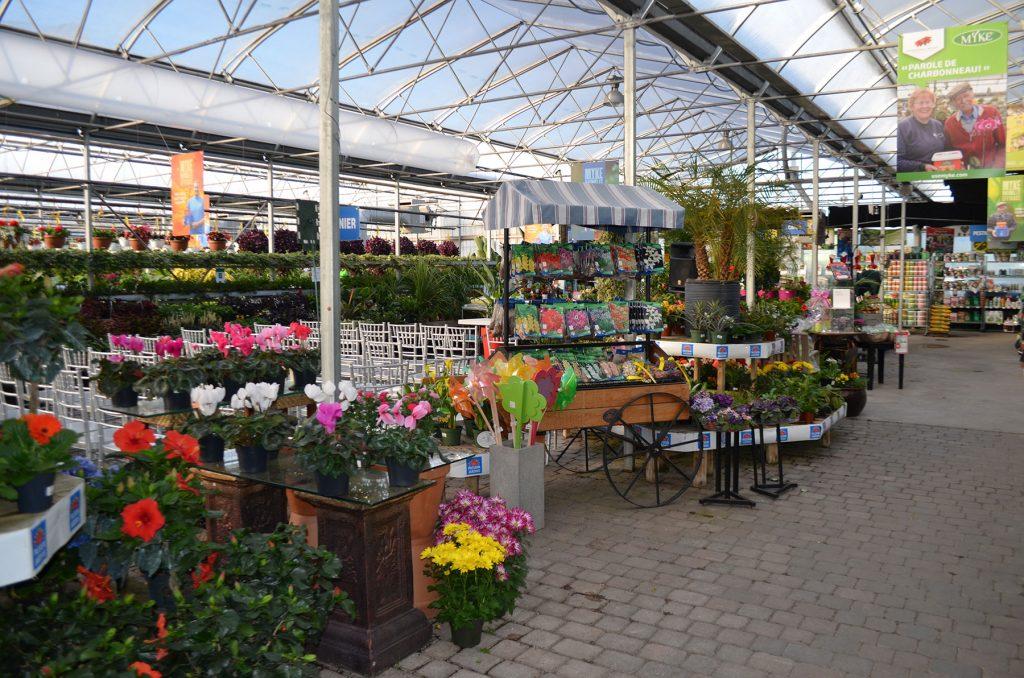 Centre de jardin laval p pini re charbonneau l 39 expert for Centre de jardin