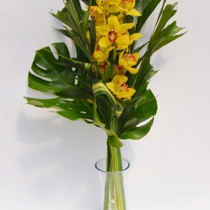 Bouquet orchidées splendides