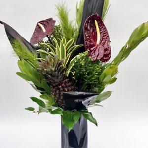 Bouquet exotique luxe