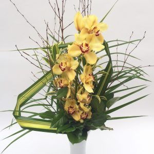 Bouquet de cymbidium