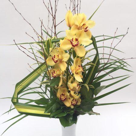 Bouquet de cymbidium