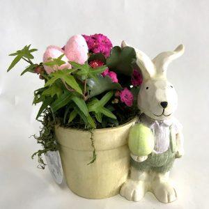 Arrangement lapin de Pâques
