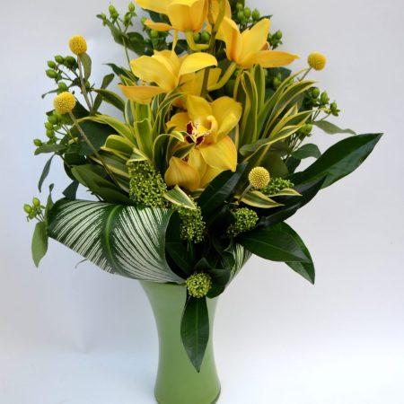Bouquet radieux