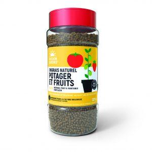 Engrais potager et fruits 325g