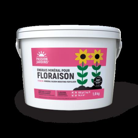Engrais floraison 1.8kg