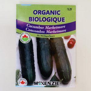 Semence Concombre Marketmore BIO