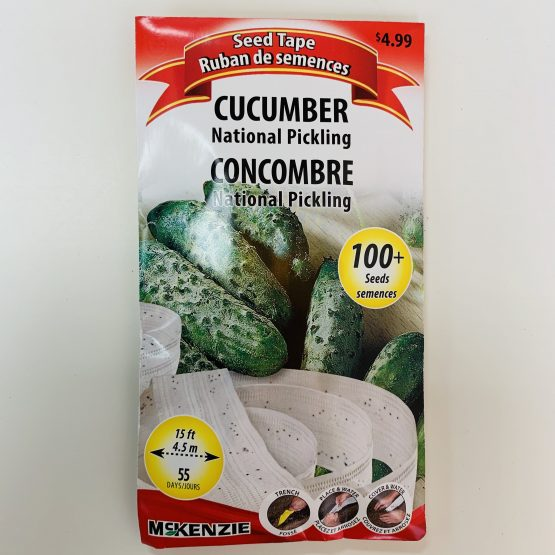 Semence Concombre National Pickling
