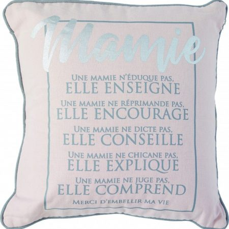 """Coussin """"Mamie"""""""