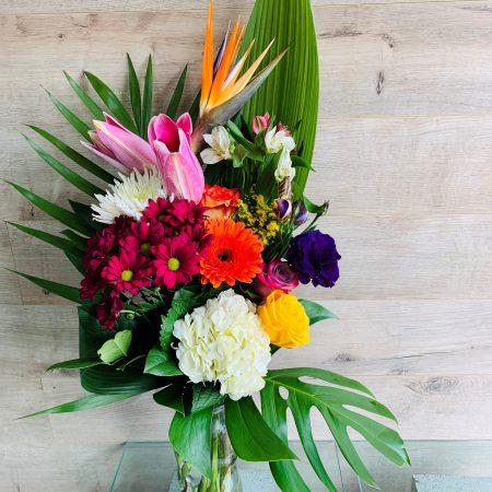Bouquet Sous les Tropiques