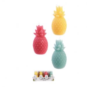 Bougie parfumée ''Mini-ananas''
