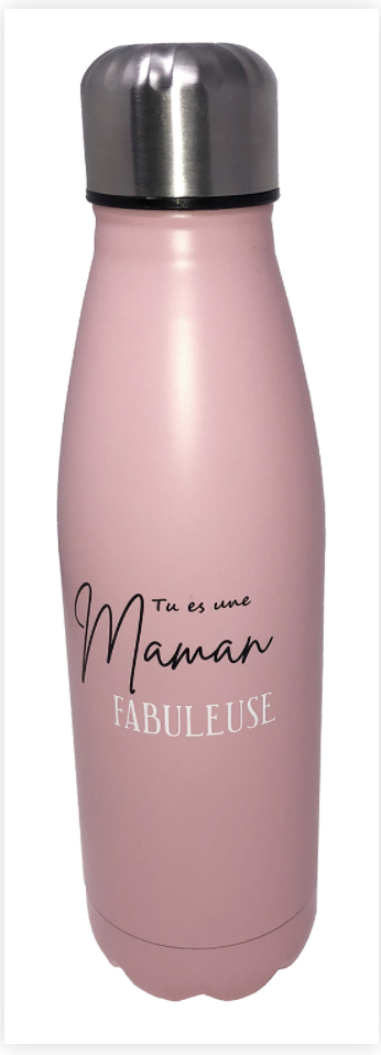 Bouteille maman