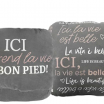 Coussin pied