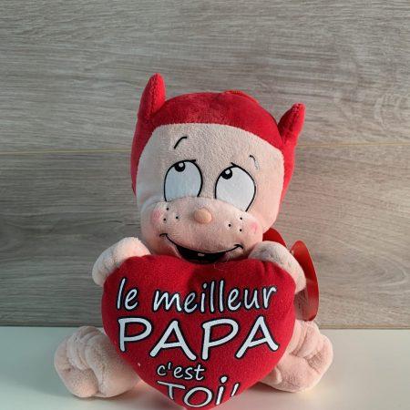 """Mon p'tit diable """"Papa"""""""
