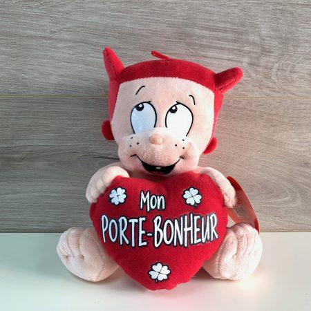 """Mon p'tit diable """"Porte-Bonheur"""""""