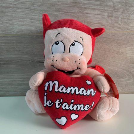 "Mon p'tit diable ""Maman"""