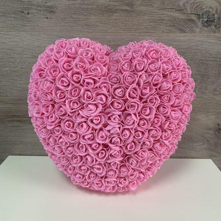 Coeur de roses (Moyen)