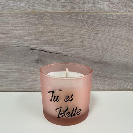 "Chandelle ''Tu es belle"""