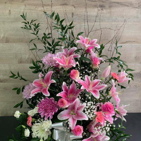 arrangement Lily-Rose