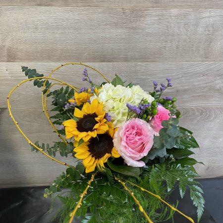 Bouquet brin de soleil