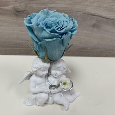 arrangement rose éternelle #4