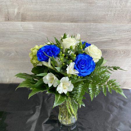 Bouquet Azul